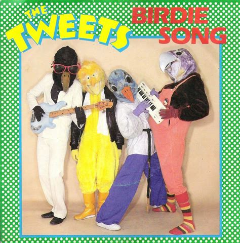 the song 80s actual the birdie song and