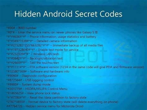 android secret codes android secret code to do projects