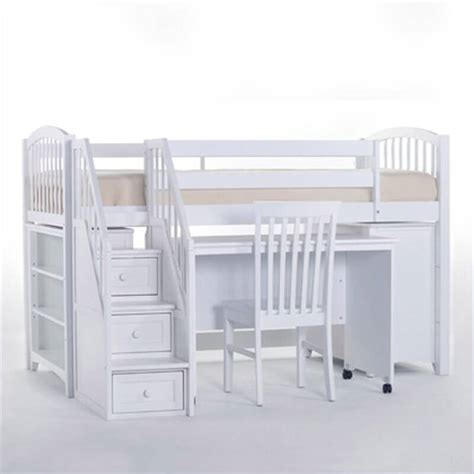 Storage Bunk Beds 25 Awesome Bunk Beds With Desks Perfect For Kids