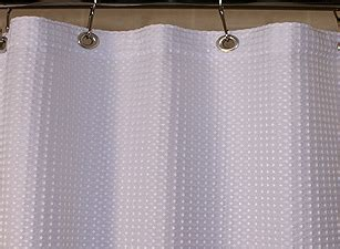 special size shower curtains supreme waffle polyester shower curtains bradfords of ta