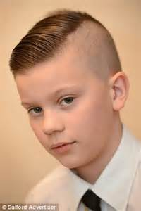 the hair cut st gilbert s school boy ordered to wear hat because his