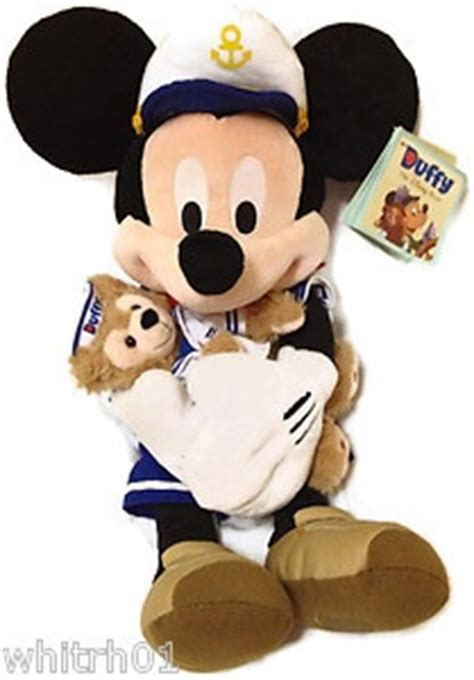 Jesica Mickey Navy mickey mouse sailor holding baby duffy disney s duffy