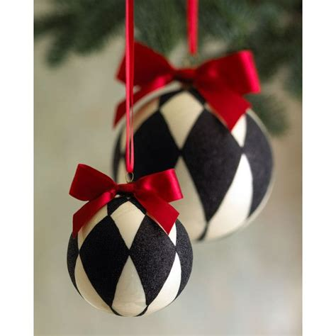 quot harlequin quot ball christmas ornament christmas pinterest