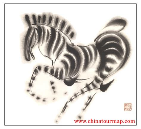 chinese horoscope horse chinese astrology horse picture