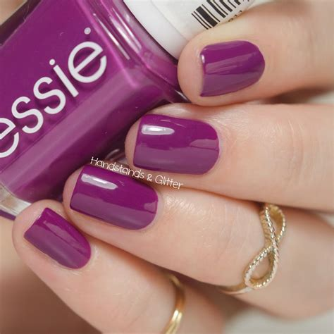 popular nail colors one finger a different color essie flowerista gorgeous summer color on fingers and