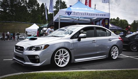 stanced subaru wrx stanced 2015 wrx flickr photo