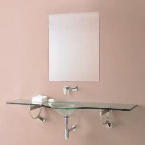 wall mount glass sink wall mount bathroom vanities for a sleek modern bathroom
