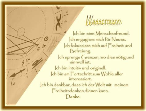 Widder Mann Wassermann Frau by Astrologie Affirmationen Widder Bis Fische Positive