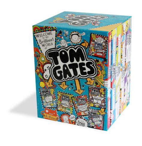 gate books tom gates special box set