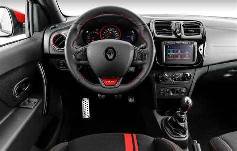 sandero renault interior renault launched the new sandero rs 2 0 racing spirit