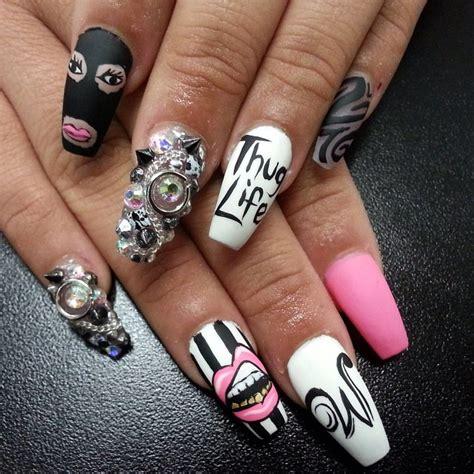 Gangster Nail