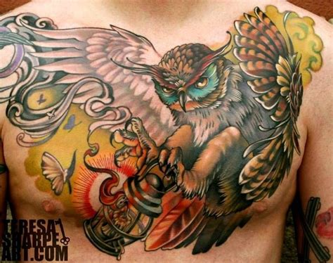 owl tattoo popularity a very interesting theme of stunning tattoos is the owl