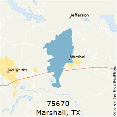 where is marshall texas on the map best places to live in marshall zip 75670 texas