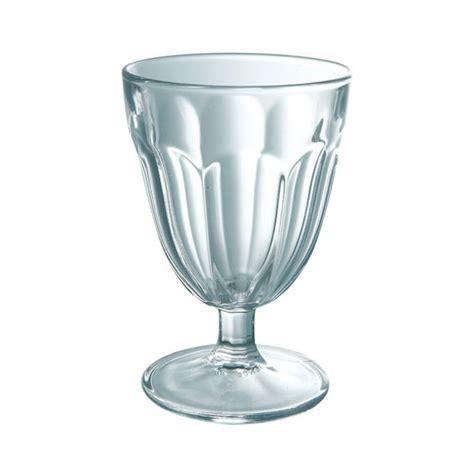 verre de verre 224 pied 14cl lot de 3 1907201 luminarc home boulevard