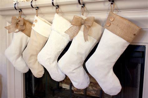 stocking ideas 20 handmade christmas stocking ideas that will make great