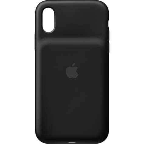 apple iphone xr smart battery case black mumlla bh photo