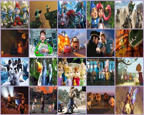 cartoon film quiz 2011 animated movies by image quiz by thejman