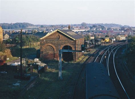 Swanley Sheds by Swanley Junction