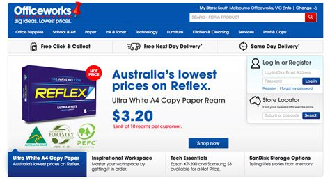 Where To Buy Officeworks Gift Card - is the officeworks reflex paper pricing predatory pricing australian newsagency blog