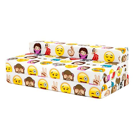 Sofa Emoticon children s emoji design bedding bedroom collection