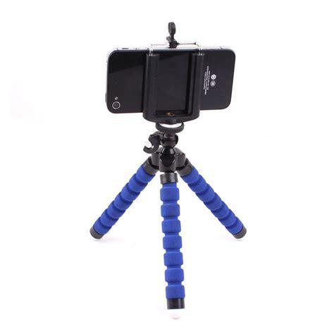 Tripod Mini Holder Smartphone octopus mini tripod stand holder mount w clip for mobile phones cameras ebay