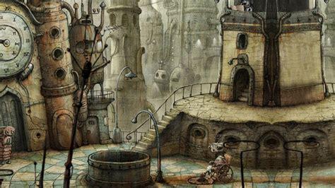 Machinarium steampunk wallpaper   (87577)