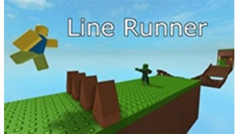 runner line line runner roblox