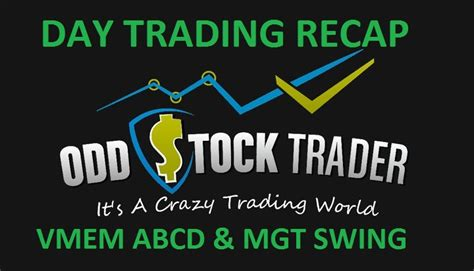 swing trading education day trade recap buying an abcd breakout vmem mgt