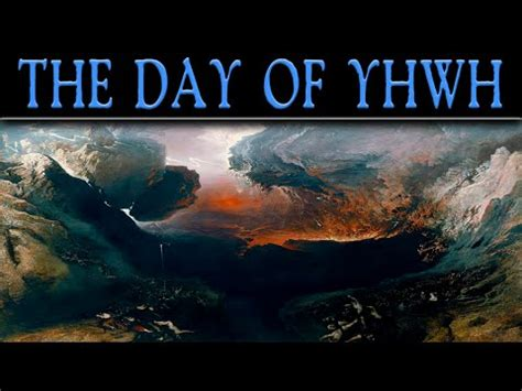 the day of the the day of the lord youtube