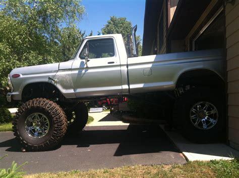 ford   monster truck  lift  sale