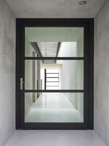 Front Doors With Glass Entry D 233 Cor Trend Alert 24 Oversized Front Doors Shelterness
