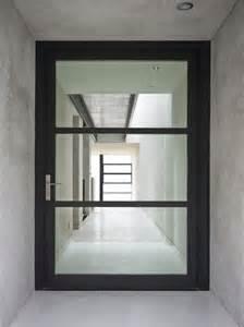 Glass Front Door Entry D 233 Cor Trend Alert 24 Oversized Front Doors Shelterness