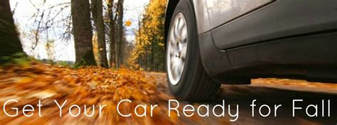 5 tips to get your car ready for fall