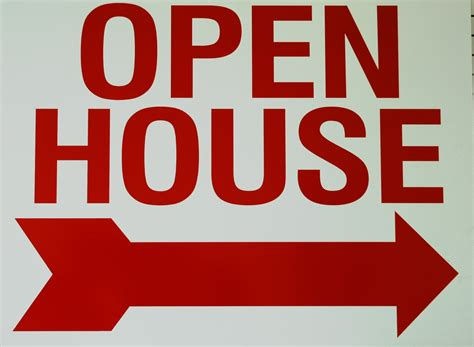 open house sign open house sign 28 images plasticade golden triangle printinggolden triangle