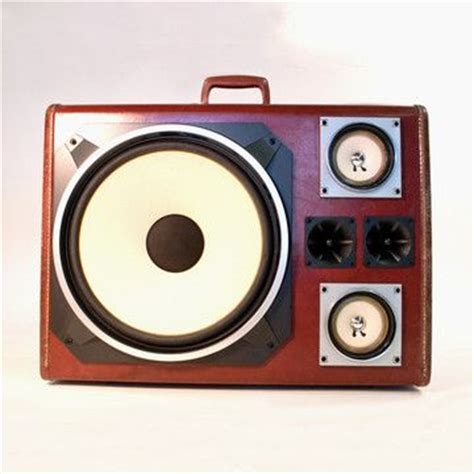 Speaker Fabulous 15 al kaboom now featured on fab 15 quot fisher woofer complemented by a pair of 4 quot vintage sansui
