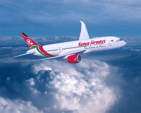 kenya airways signs contract   boeing