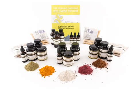 Gardens Wellness And Detox by Cleanse Detox Programs The Healing Gardens Of Ayurveda