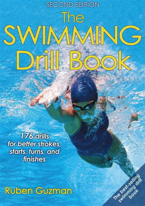 swim wombat swim books the swimming drill book 2nd edition free shipping in usa