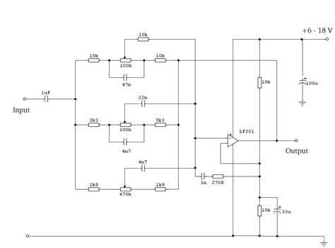 Pcb Equalizer 10channel 3 band equalizer circuit wiring diagrams wiring diagram