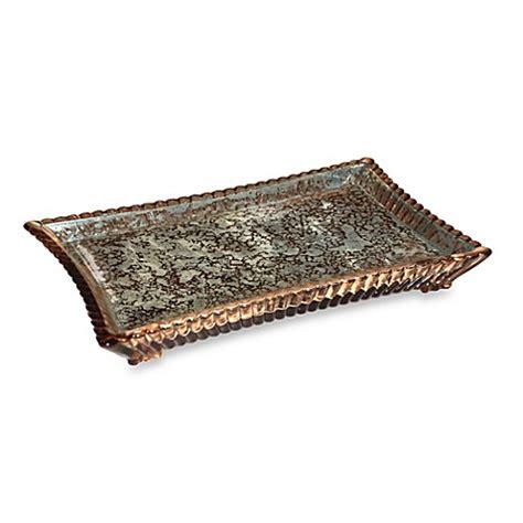guest towel holder for bathroom buy wamsutta sophia bronze guest towel holder from bed bath beyond