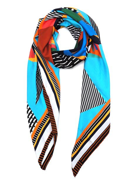 glambite osiris scarf forget me not summer