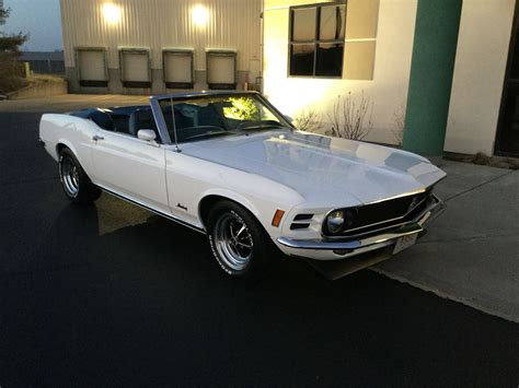 1970 ford mustang convertible for sale 1970 mustang convertible rotisserie restored