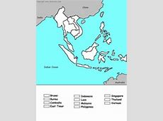 Geography for Kids: Southeast Asia Europe Map Quiz Games For Kids