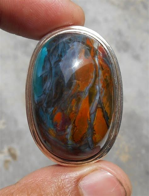 Batu Akik Pw Badar Besi 2 koleksi batu antik ag283 sold batu garut pancawarna