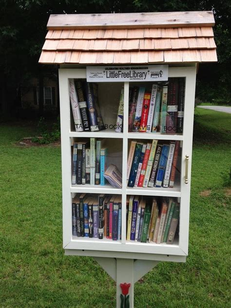 tiny library shelley stahl macon ga i grew up loving books and