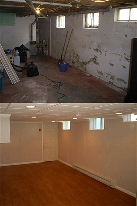 finished basement before and after total basement finishing before and after flickr photo