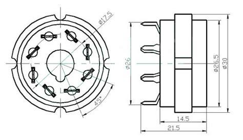dayton socket 8 pin relay wiring diagram get free image