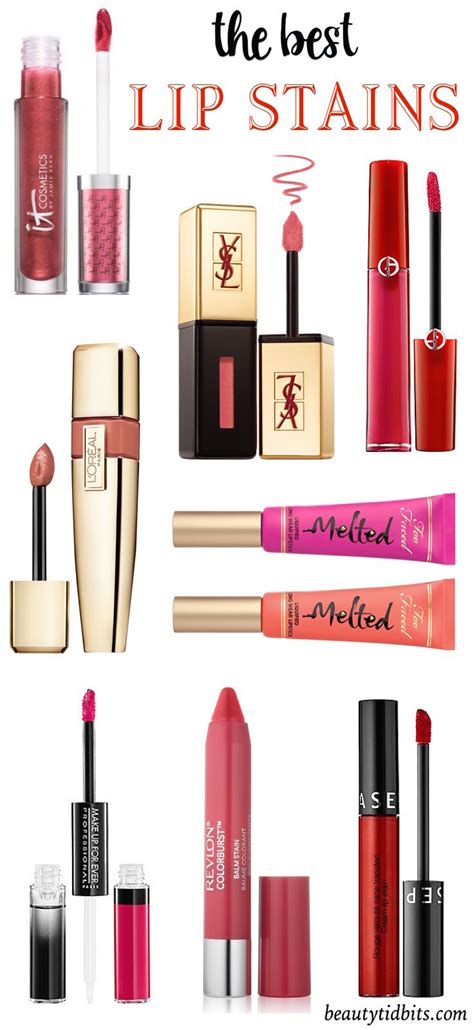 best lip stain 8 lip stains that actually last