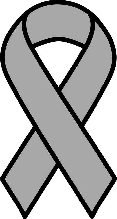 brain cancer color brain cancer ribbon www imgkid the image kid has it