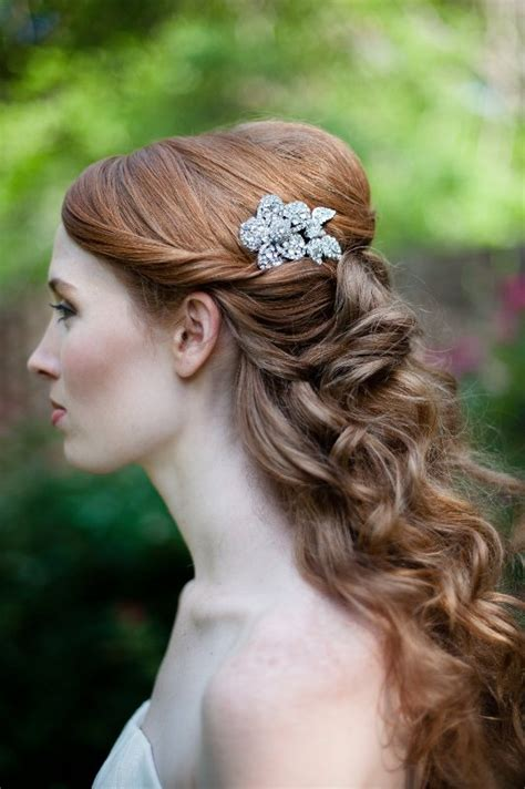 vintage wedding hair up styles picture of vintage hairstyles ideas